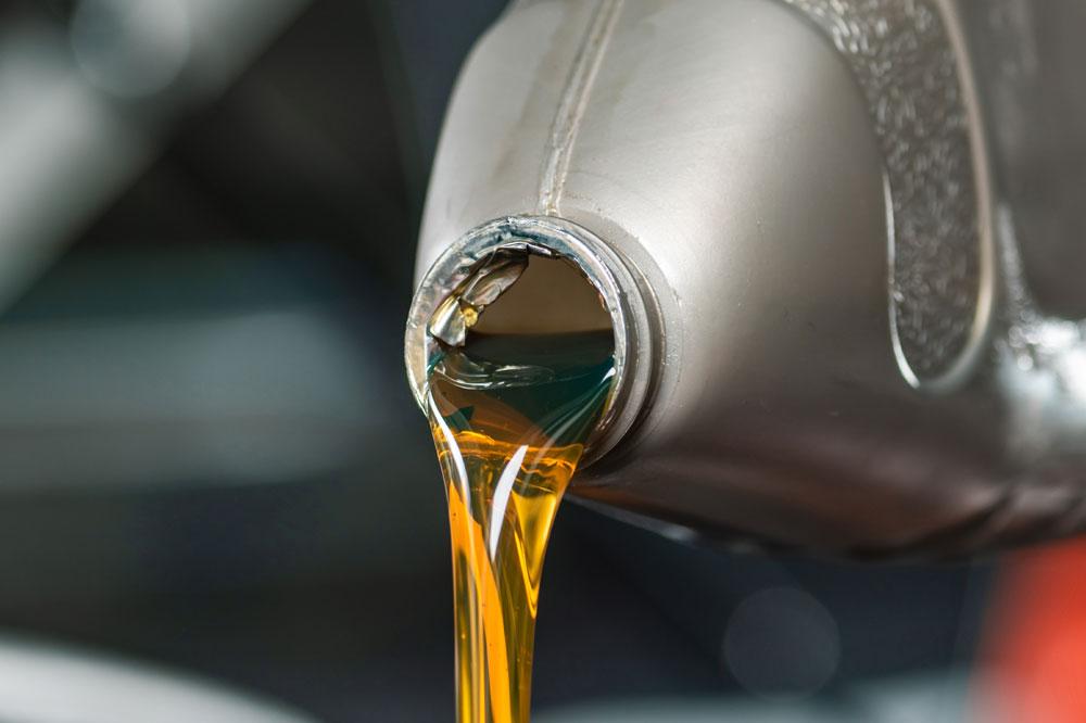 Maußen - Öle und Schmierstoffe